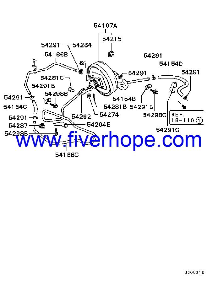 jkc 874 03604 master vac brake booster servo freno. Black Bedroom Furniture Sets. Home Design Ideas