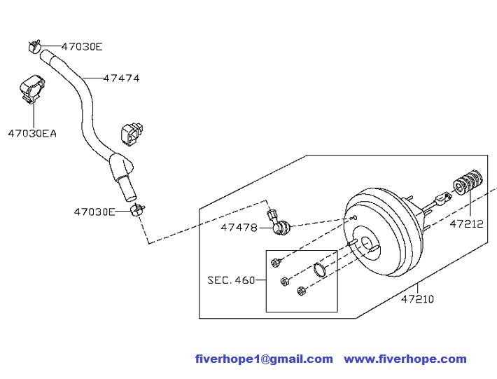 380sl transmission diagram